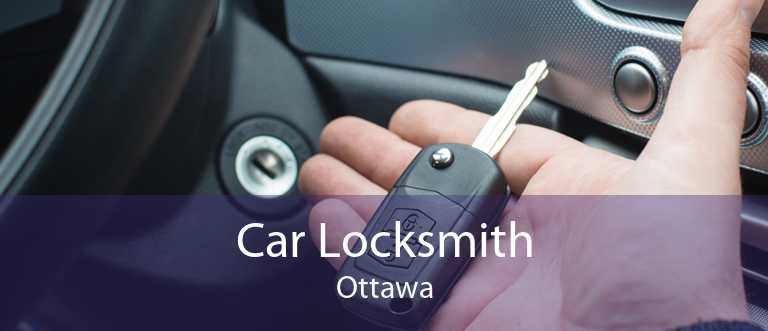 Car Locksmith Ottawa