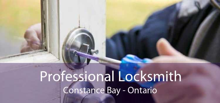 Professional Locksmith Constance Bay - Ontario
