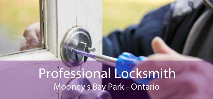 Professional Locksmith Mooney's Bay Park - Ontario