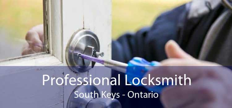 Professional Locksmith South Keys - Ontario