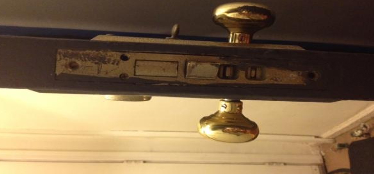 Old Mortise Lock Replacement in Ottawa